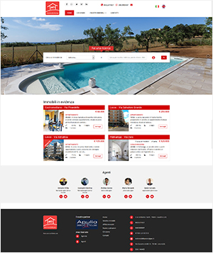 offerte siti web per agenzia immobliliare -Lecce