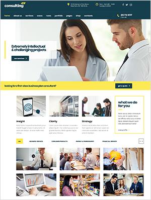 offerta sito web per consulente del lavoro