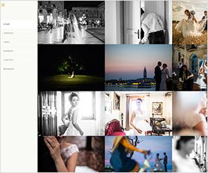 sito web per fotografo Lecce